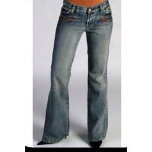 7 fam great China wall jeans